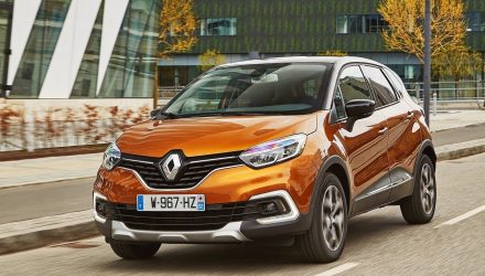 2019 Renault Captur announced, new 1.3 turbo for all auto models