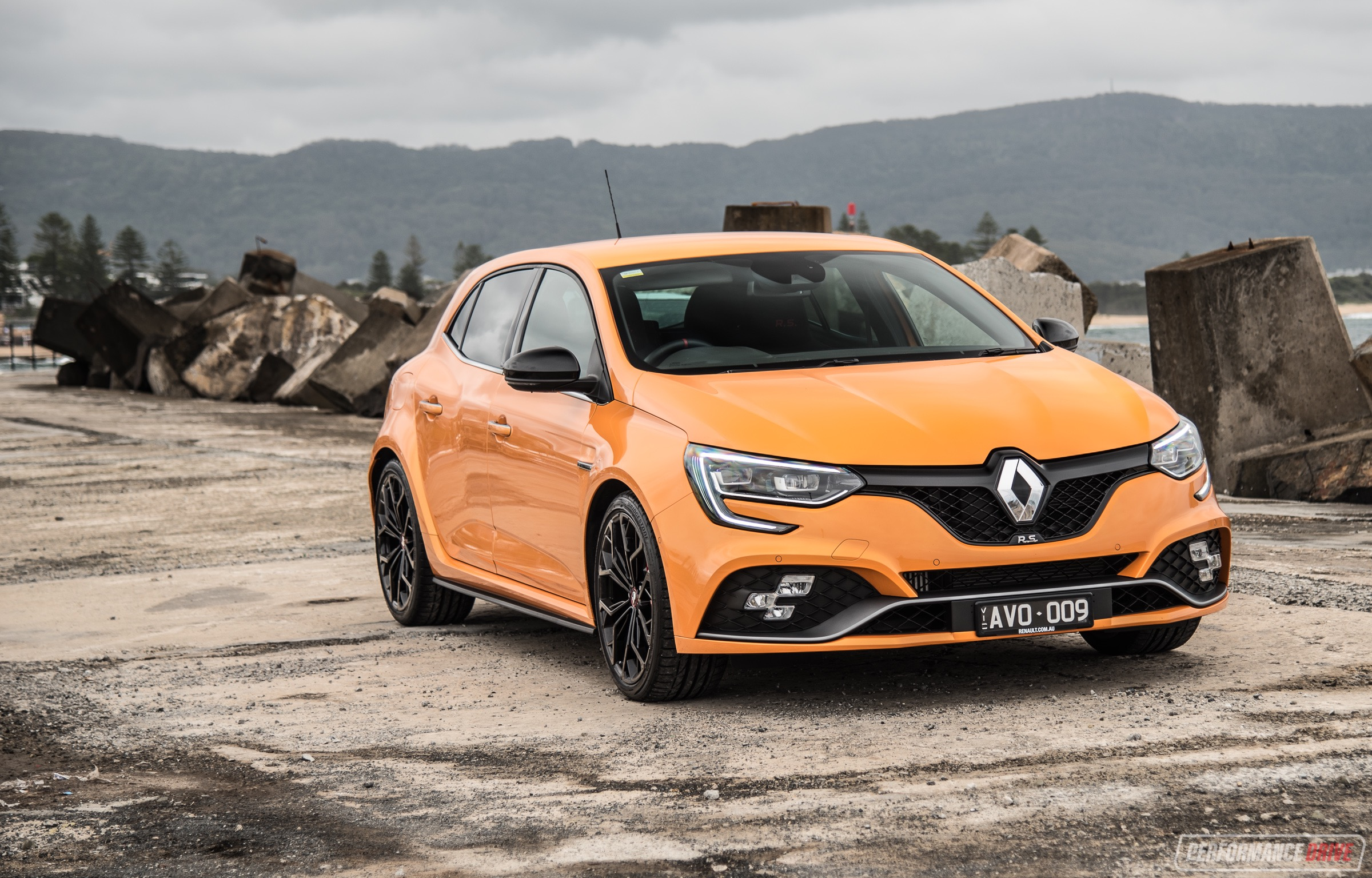 2019 Renault Megane Rs Cup Review Video Performancedrive