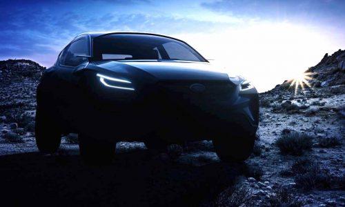 Subaru VIZIV Adrenaline concept previewed ahead Geneva debut