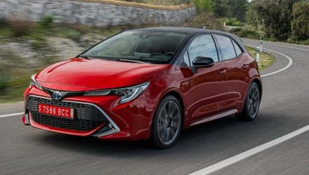 "Toyota Corolla GRMN hot hatch ""in future plan"" – report"