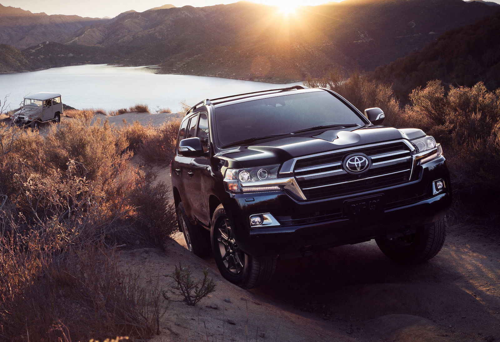 2020 Toyota LandCruiser 300 Series to get 3 5 twin-turbo V6