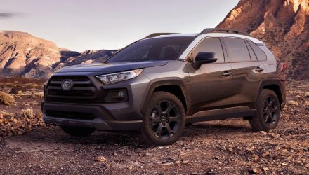 Toyota RAV4 'TRD Off Road' variant revealed