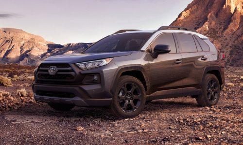 Toyota RAV4 'TRD Off Road' variant revealed