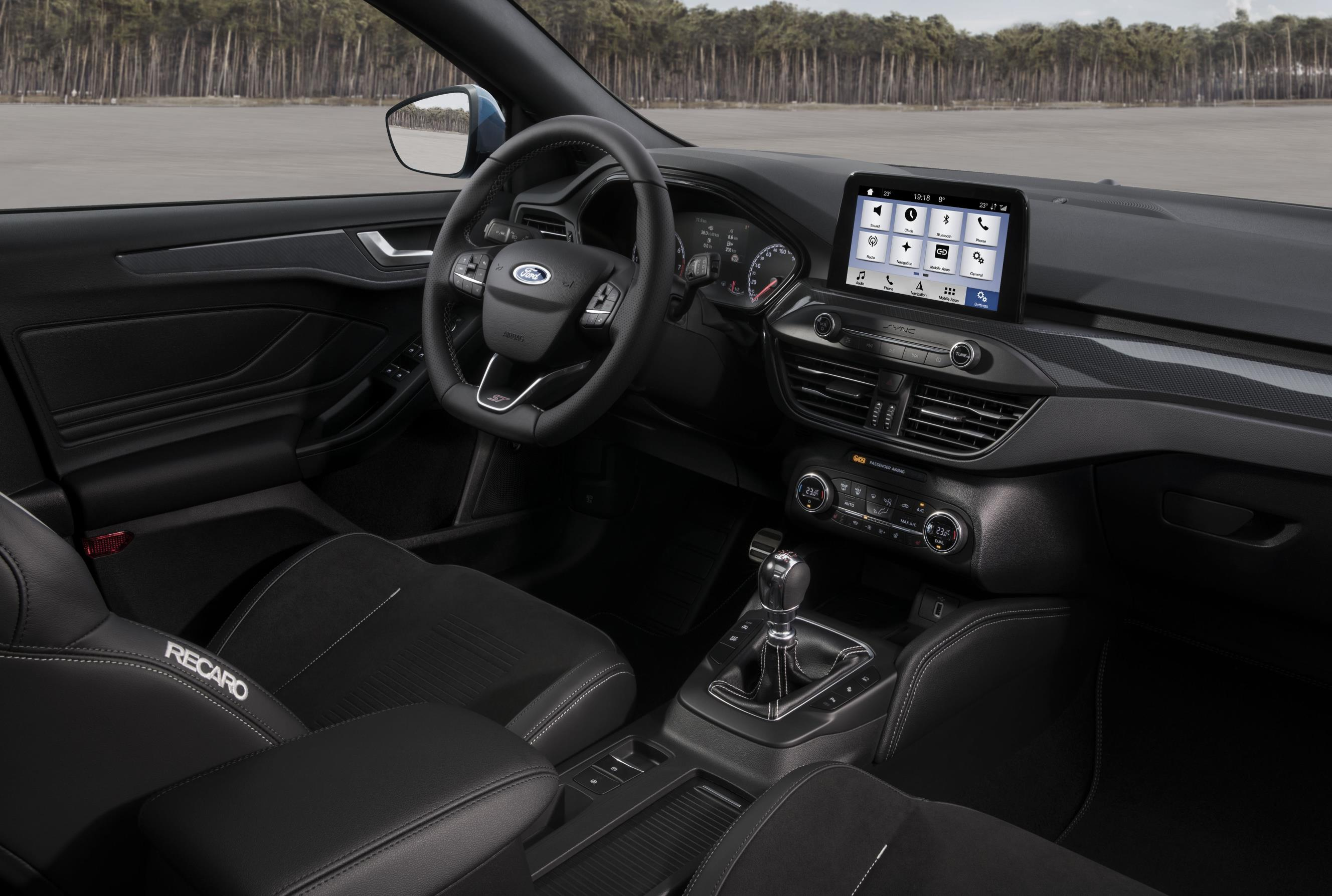 2020 ford focus st revealed  most powerful version yet  u2013 performancedrive