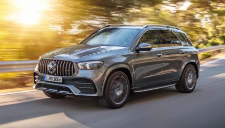 2020 Mercedes-AMG GLE 53 unveiled, gets mild-hybrid inline-6