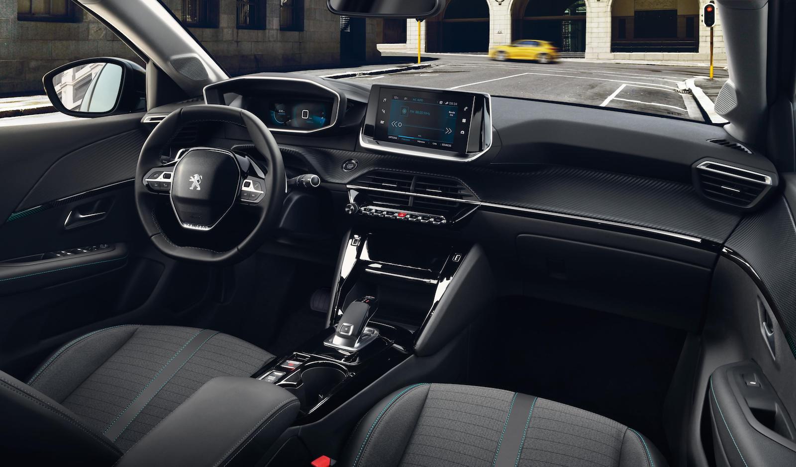 2020 Peugeot 208 Revealed, Debuts E-CMP Architecture