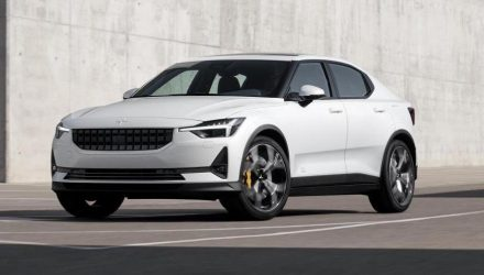 Polestar 2 debuts as suave Tesla Model 3 rival