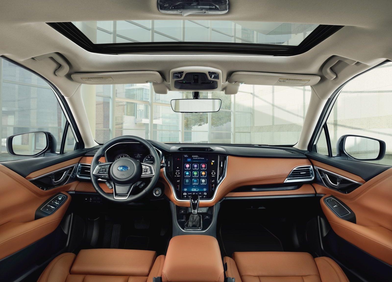 2020 Subaru Legacy Liberty Revealed With New 2 4 Turbo Performancedrive