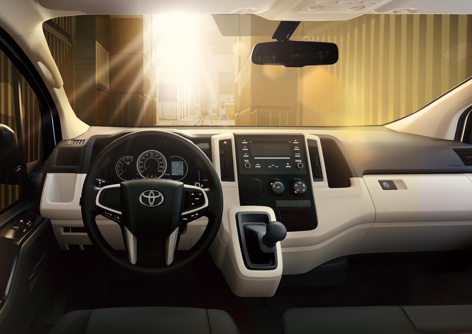 2020 Toyota HiAce revealed, gets powerful V6 option ...