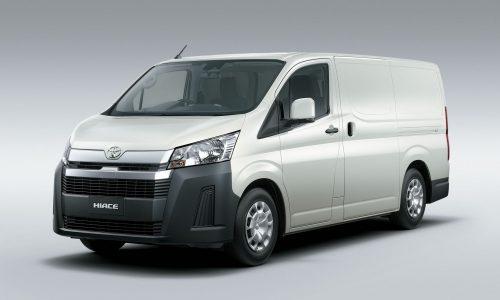 2020 Toyota HiAce revealed, gets powerful V6 option