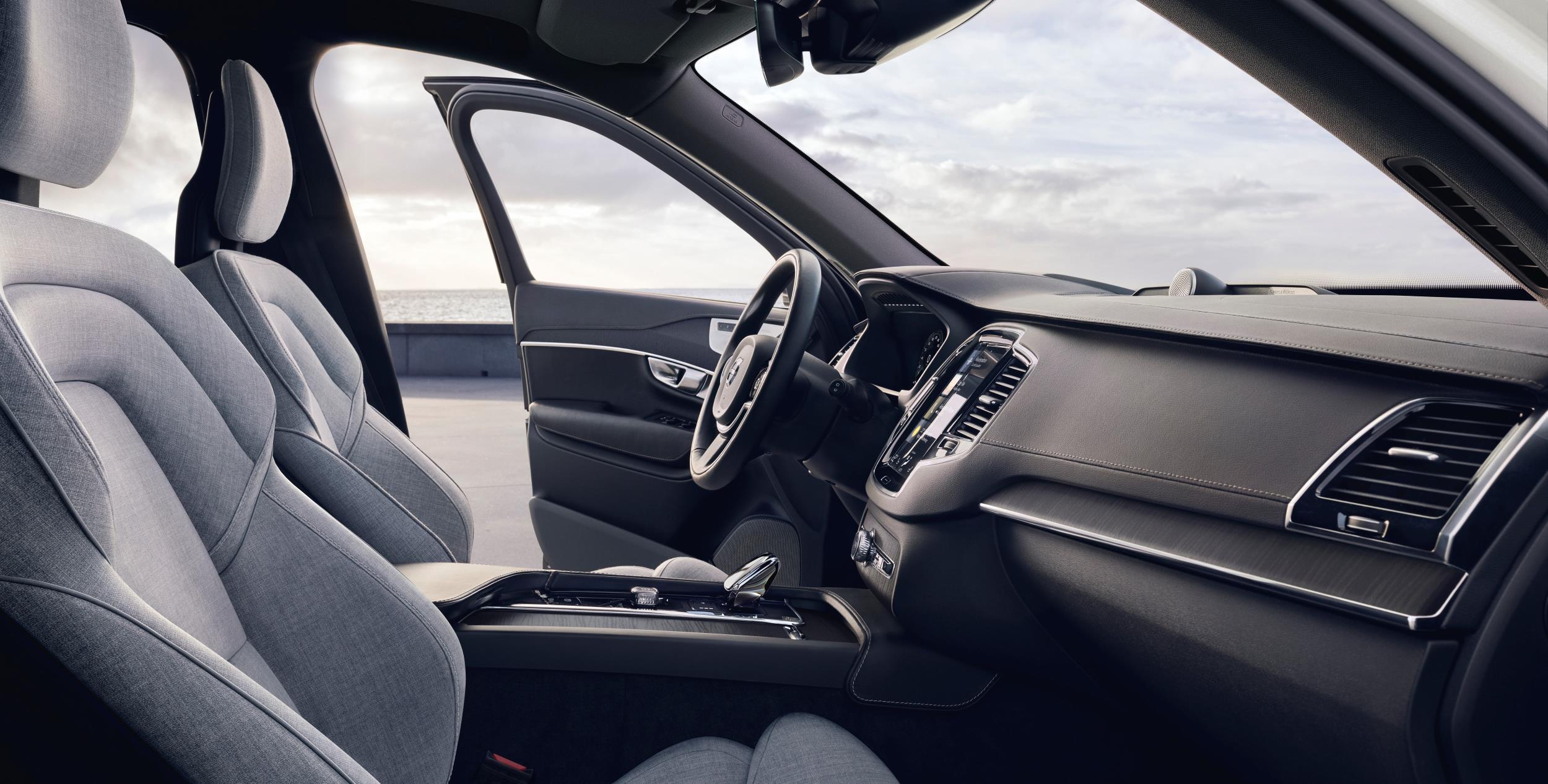 2020 Volvo XC90 Redesign, Hybrid, T8, Interior >> 2020 Volvo Xc90 Announced New B Badge For Mild Hybrid