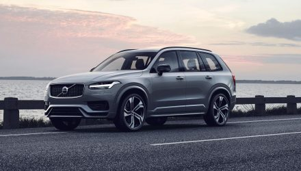 2020 Volvo XC90 announced, new B badge for mild hybrid