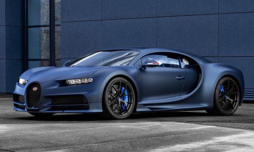 Bugatti Chiron '110 ans Bugatti' edition celebrates 110th anniversary