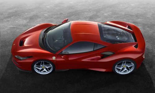 Ferrari F8 Tributo unveiled, gets most powerful V8 ever