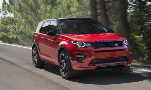 2020 Land Rover Discovery Sport to switch to new platform – report