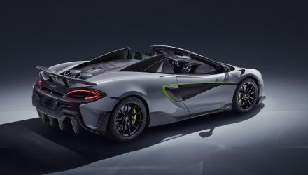 McLaren 600LT Spider gets MSO treatment for Geneva show