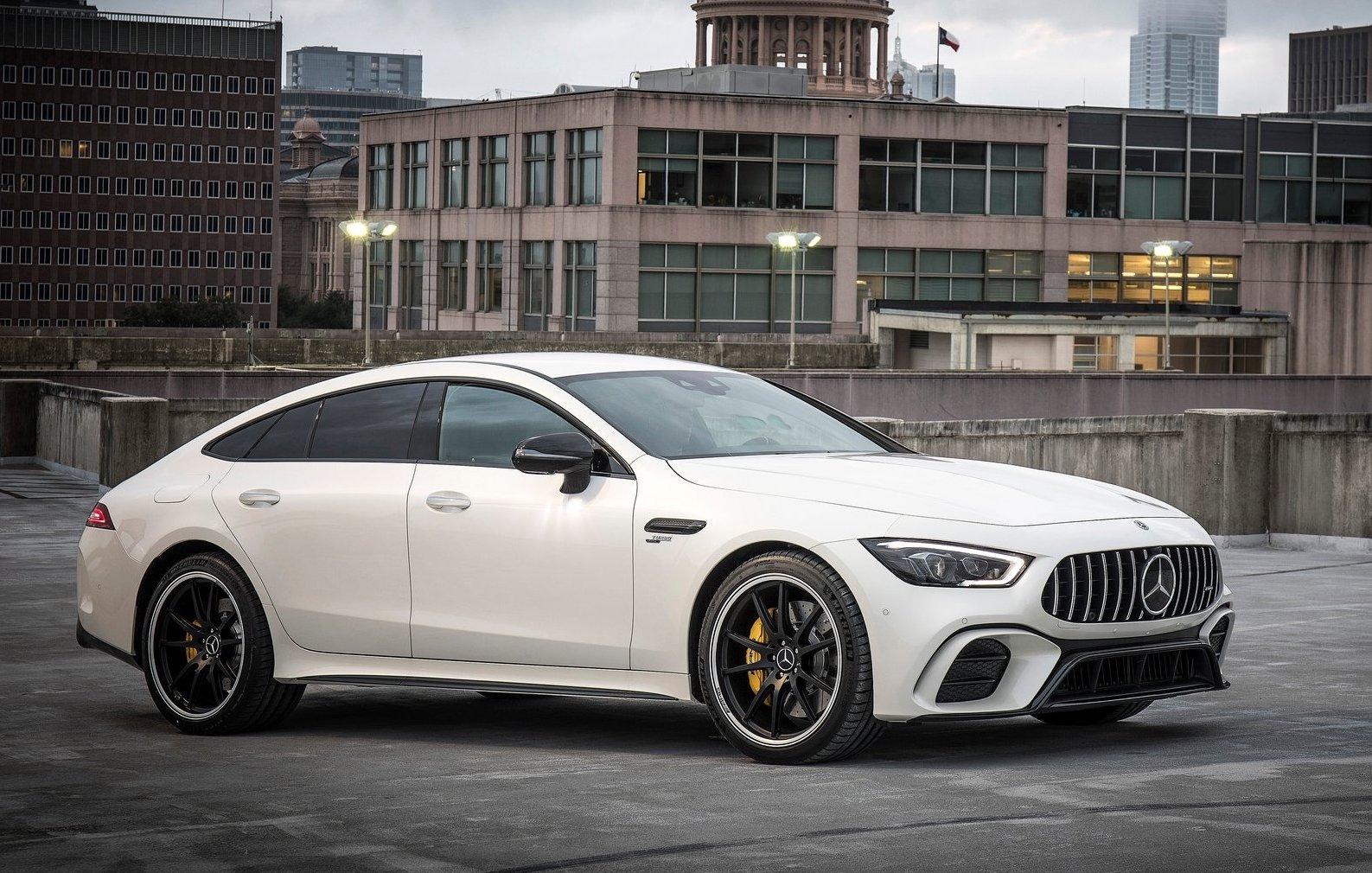 2019 Mercedes-AMG GT 4-Door now on sale in Australia ...