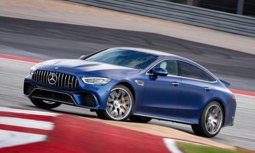 2019 Mercedes-AMG GT 4-Door now on sale in Australia