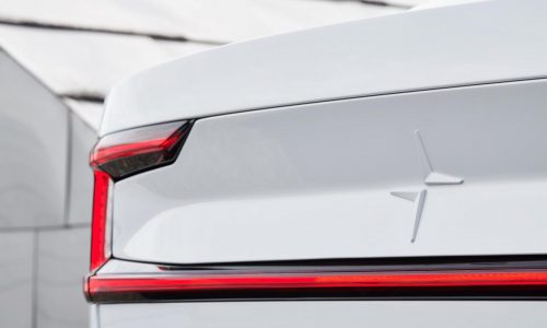 Polestar 2 previewed ahead online reveal on February 27