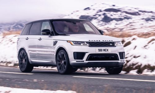 Range Rover Sport HST special edition gets new inline-6