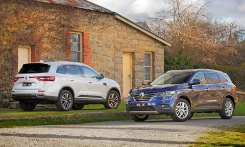 Renault Koleos gets 7-year warranty, for March only