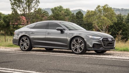 2019 Audi A7 Sportback 55 TFSI review – quick drive (video)