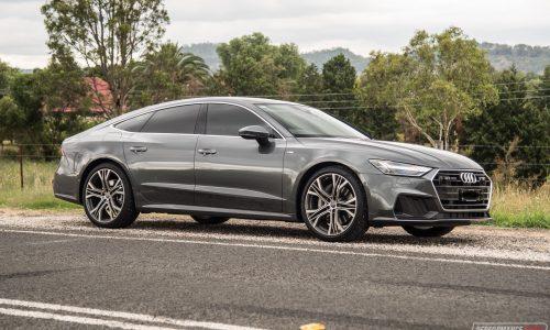 2019 Audi A7 Sportback 55 TFSI review – quick drive (video)