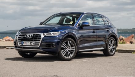 2019 Audi Q5 50 TDI review (video)