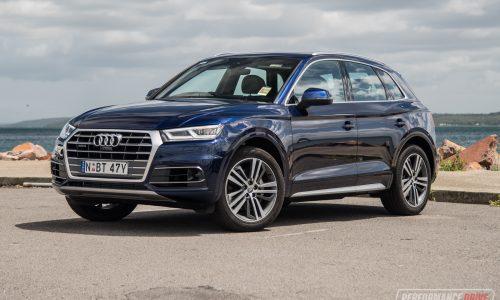 2019 Audi Q5 50 TDI review (video)