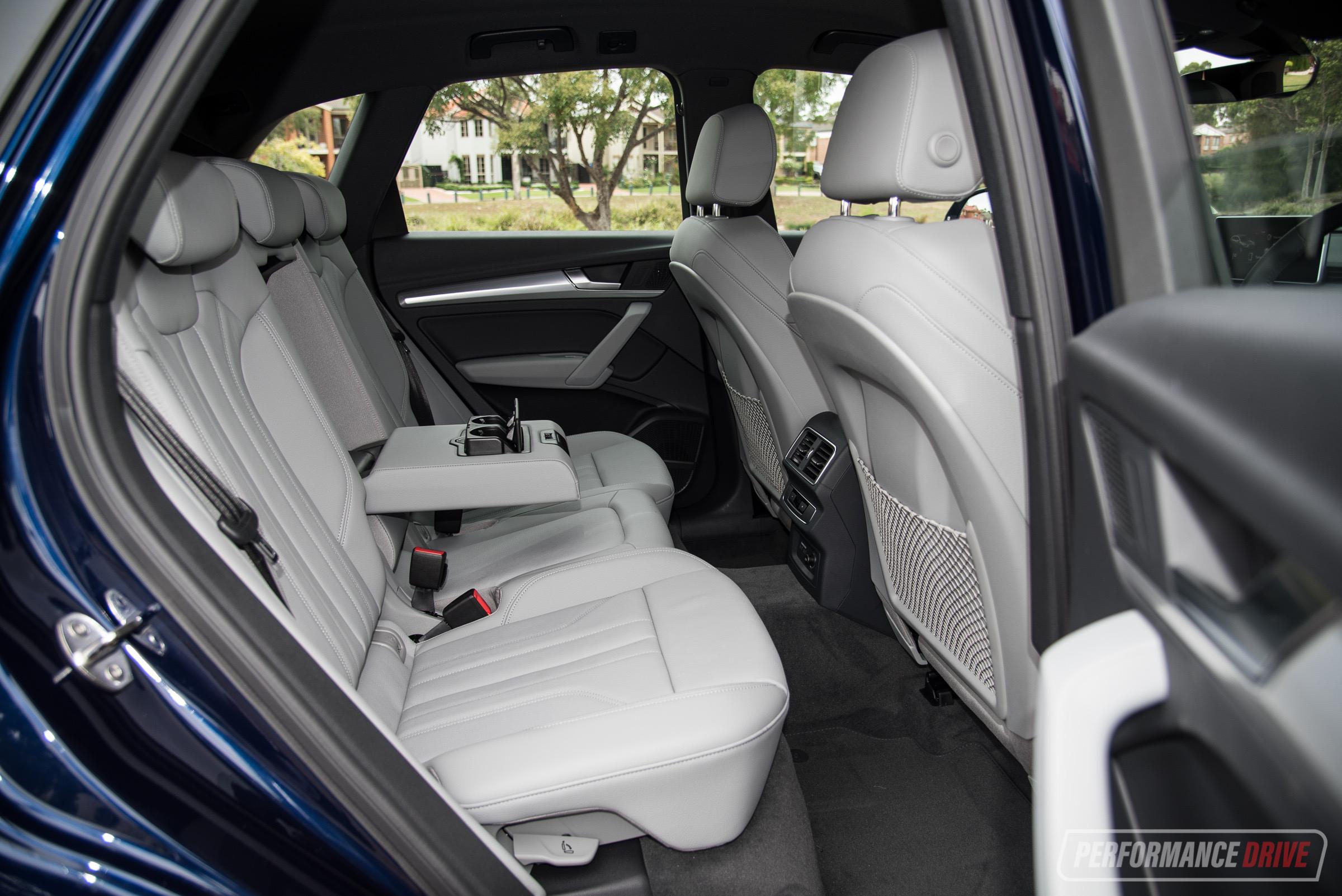 Audi Q5 Seating Capacity >> 2019 Audi Q5 50 Tdi Review Video Performancedrive