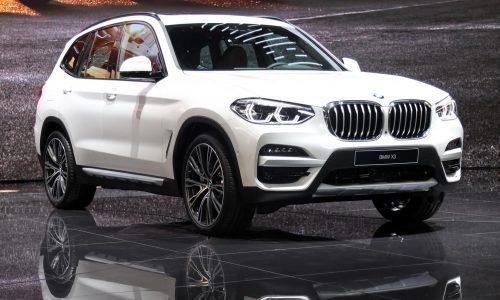 BMW X3 xDrive30e debuts at Geneva show, with new 330e, X5 xDrive45e