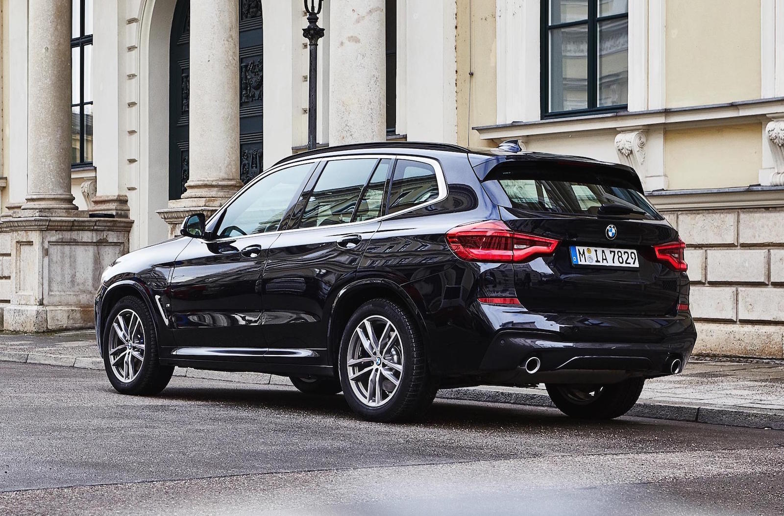 Bmw X3 Xdrive30e Debuts At Geneva Show With New 330e X5 Xdrive45e Performancedrive