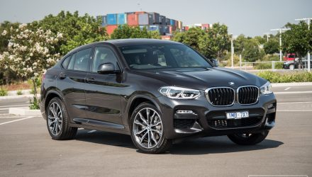 2019 BMW X4 xDrive20d M Sport review (video)