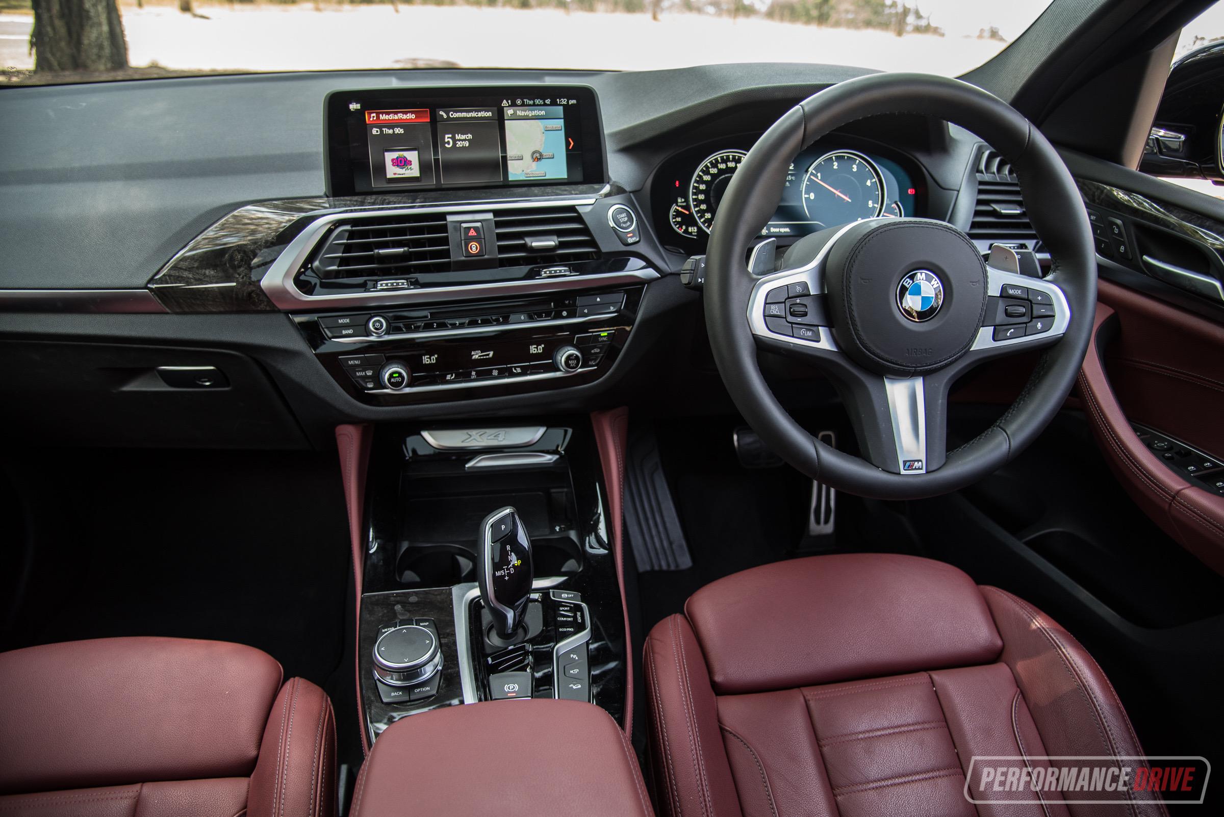 2019 Bmw X4 Xdrive20d M Sport Review Video Performancedrive