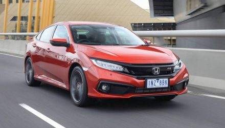 2019 Honda Civic sedan update now on sale in Australia