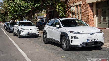 2019 Hyundai Kona Electric review – Australian launch (video)