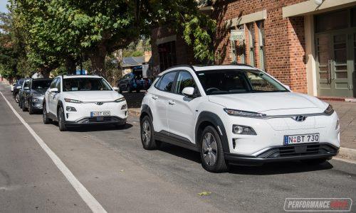 2019 Hyundai Kona Electric review – Australian launch (video)