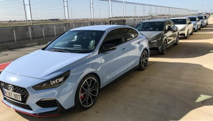 2019 Hyundai i30 Fastback N review – Australian launch (video)