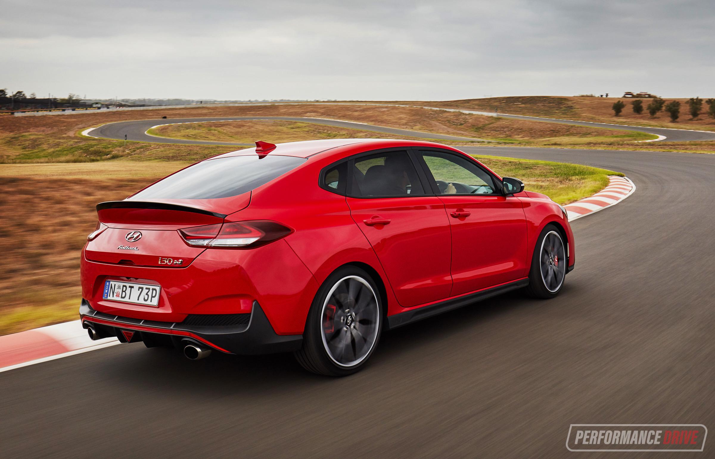 2019 Hyundai i30 Fastback N review - Australian launch ...