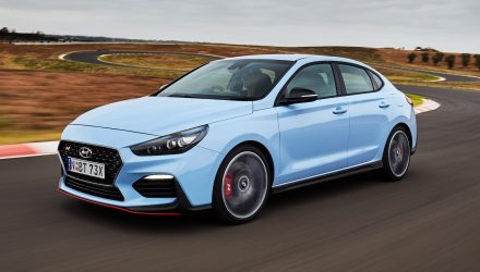 2019 Hyundai i30 Fastback N now on sale in Australia