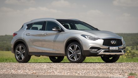 2019 Infiniti QX30 Sport review (video)