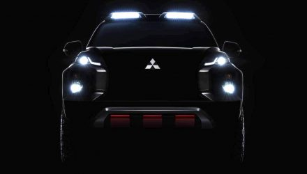 Mitsubishi Triton concept previewed, to inspire new rugged variant?