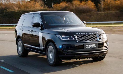 2019 Range Rover Sentinel revealed, ultimate armoured SUV