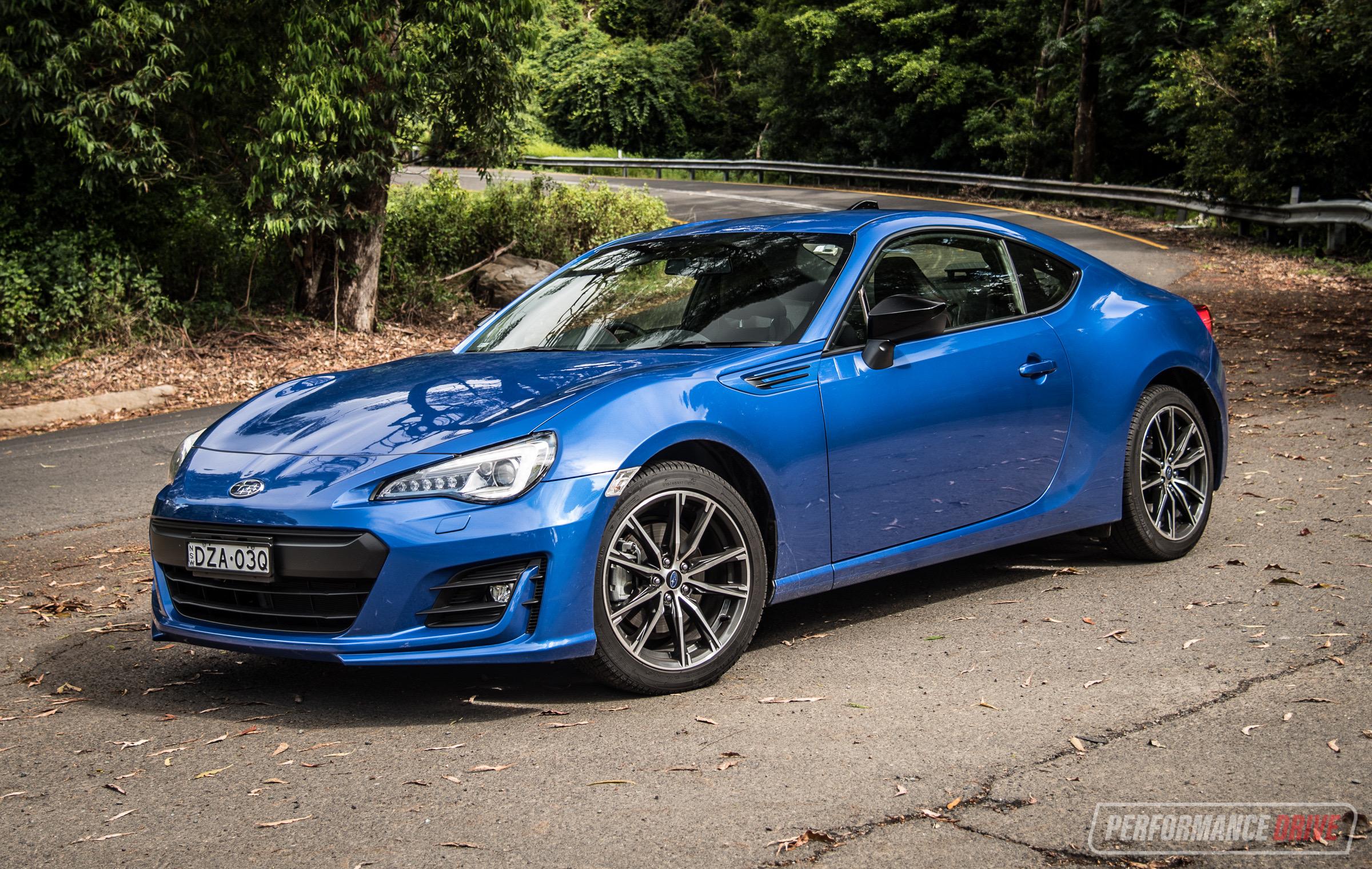 2019 Subaru BRZ Premium review (video) - PerformanceDrive