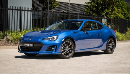 2019 Subaru BRZ Premium review (video)