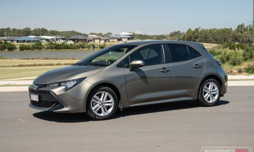 2019 Toyota Corolla Ascent Sport 2.0 petrol review – quick test (video)