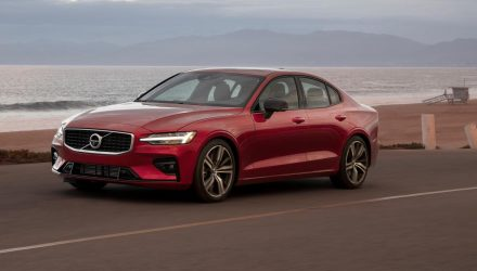 Volvo cars to feature 180km/h speed limit from 2020