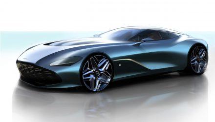 Aston Martin DBS GT Zagato special edition announced