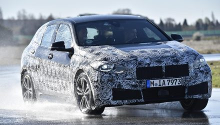 2020 BMW 1 Series details revealed, M135i xDrive confirmed