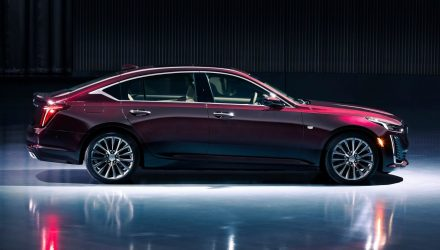 2020 Cadillac CT5 revealed as CTS replacement